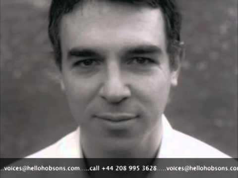 Charlie CreedMiles voice artist