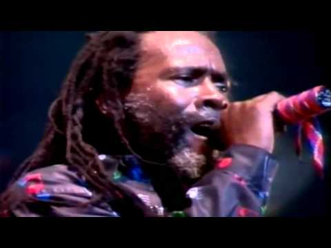 Burning Spear - Driver - Live in Paris, Zenith 1988