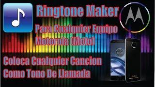 Ringtone Maker   Coloca Cualquier Canción Como Tono De Llamada   Sin Editarlas O Modificarlas screenshot 1