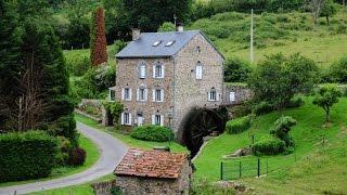 Campingtrip durch die Auvergne (Frankreich)