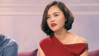 """My """"sói"""" - Thu Quỳnh tiết lộ Cảnh căng thẳng khi diễn phân đoạn bị My """"sói"""" cưỡng hôn"""