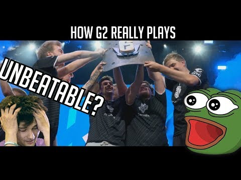 How G2 Really Plays Rainbow 6: Siege