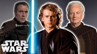 How Count Dooku TOLD Palpatine of the Chosen One Prophecy - Star Wars Explained