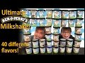 Ultimate Ben & Jerry's Milkshake, 40 flavors!! : Crude Brothers