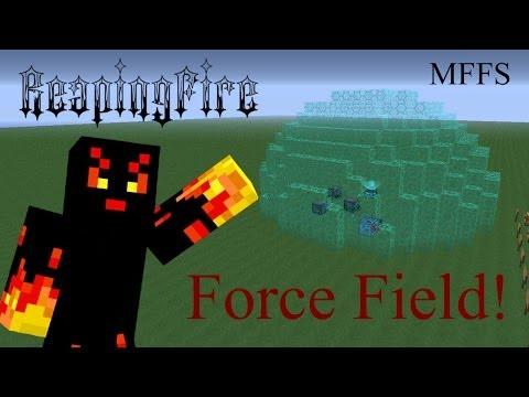 Minecraft Mod Spotlight: Modular Force Field System! 1.6.4