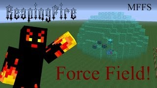Minecraft Mod Spotlight: Modular Force Field System! 1.6.4