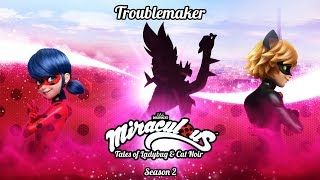 MIRACULOUS | 🐞 TROUBLEMAKER - OFFICIAL TRAILER 🐞 | Tales of Ladybug and Cat Noir