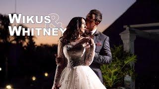 Wikus and Whitney's Wedding   EnGedi   FeiyuTech a2000