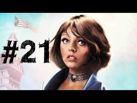 Bioshock Infinite Gameplay Walkthrough Part 21 - Undertow - Chapter 21