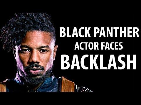 Black Panther Actor Faces Backlash for Not Dating Black Women