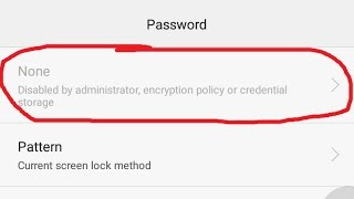 Disable by administrator encryption policy, or credential storage. Best solution!