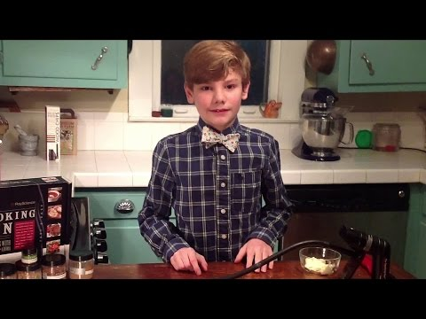 Logan Guleff Smoking Gun From PolySci Culinary