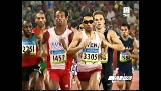 Antonio Reina Eliminatorias Pekin 2008 800 m l