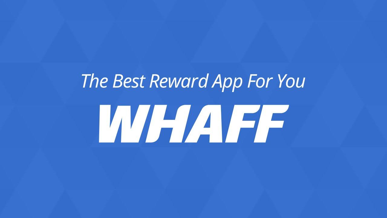whaff rewards mod apk 2018