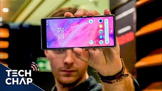 Sony Xperia 10 & 10 Plus Hands-On Review - 21:9 ULTRAWIDE! | The Tech Chap