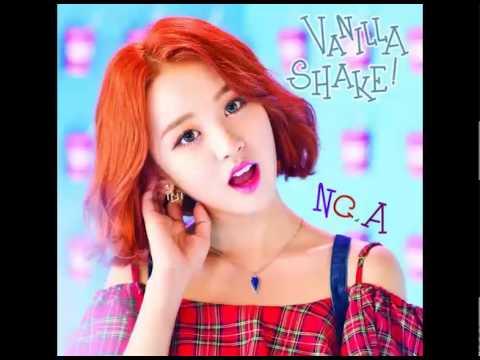 (DL MP3) NC.A – Vanilla Shake (Single)