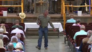 CCEC, August 1, 2021, Pastor Werth Mayes