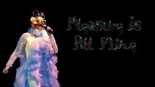 bjork - pleasure is all mine (utopia tour instrumental cover)