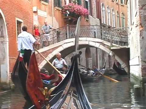Venice gondola serenade.mov