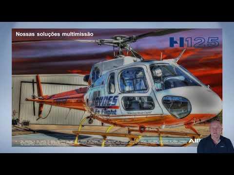 Webinar: Serviços de Emergência Médica por Helicópteros #03 O que é necessário para salvar vidas?