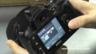 World's First Nikon D60 Hands-on Review by Digitalrev.com