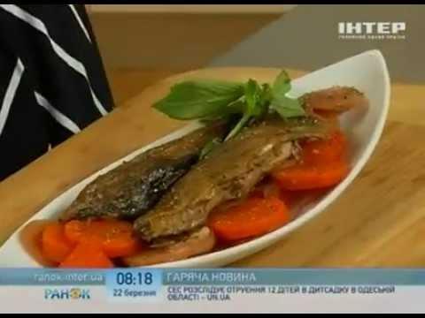 Фаршированная рыба рецепты