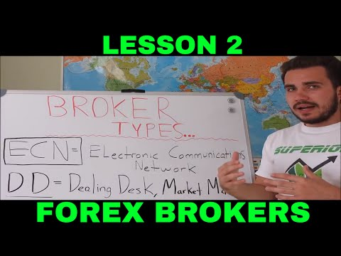 Lesson 2 Forex Brokers Everything You Need to KNOW!  SUPERIOR4X
