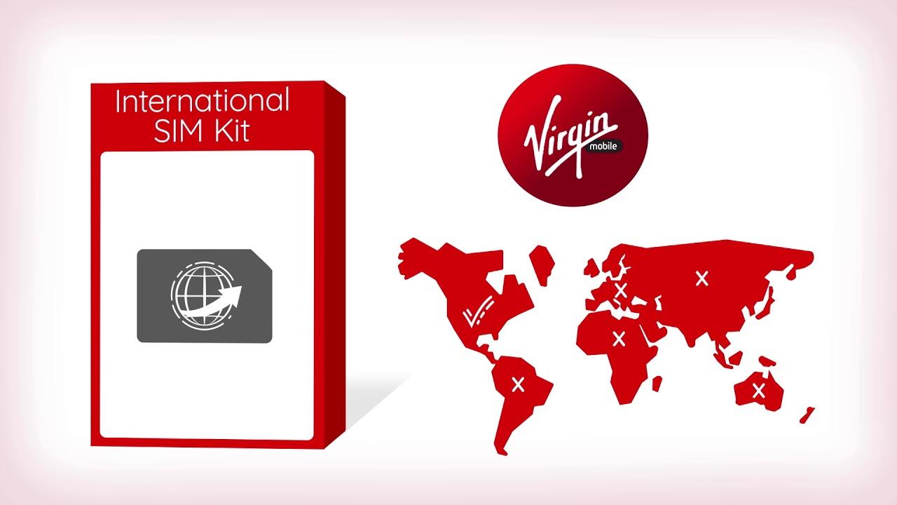 Virgin Mobile USA: Prep for International Travel