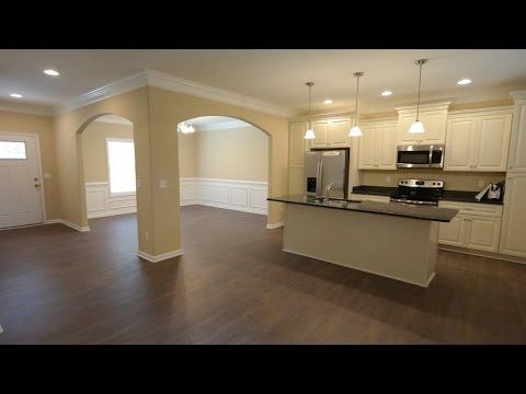 EDC Homes - Pamela Model - Gatewood Park - Virginia Beach New Construction  House information