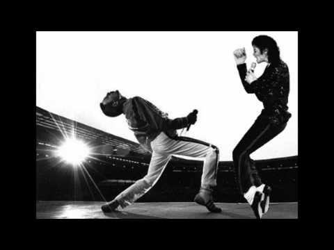 Michael Jackson & Freddie Mercury - State of Shock - Rare Recording