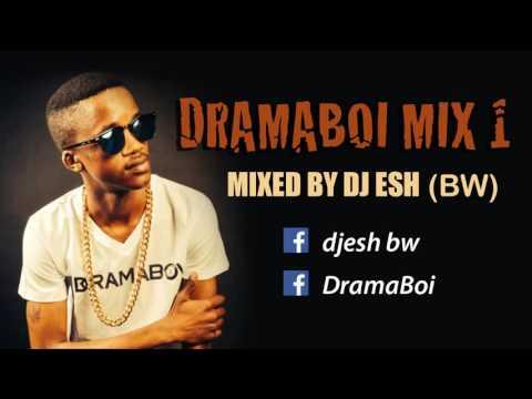 DRAMABOI MIX1 - Dj Esh BW