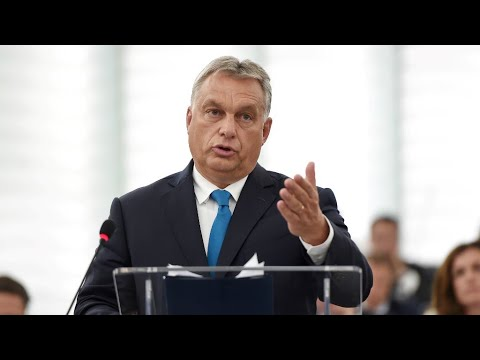 EU parliament approves punitive action against Hungary over rule of law