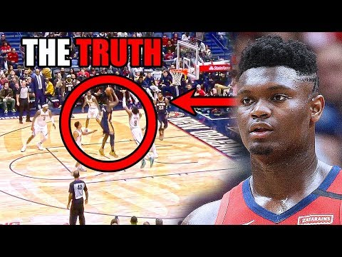 The REAL Reason Why Zion Williamson Is SO Special In The NBA (Ft. Pelicans, Personality, Kinda Dunk)