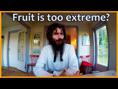 IS THE RAW VEGAN FRUITARIAN DIET TOO EXTREME?
