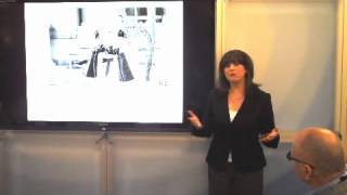 InteliChart Demonstration at HIMSS 2012 (Emilie Barta, Trade Show Presenter/Corporate Spokesperson)