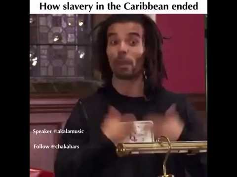 How Slavery in the Caribbean Ended