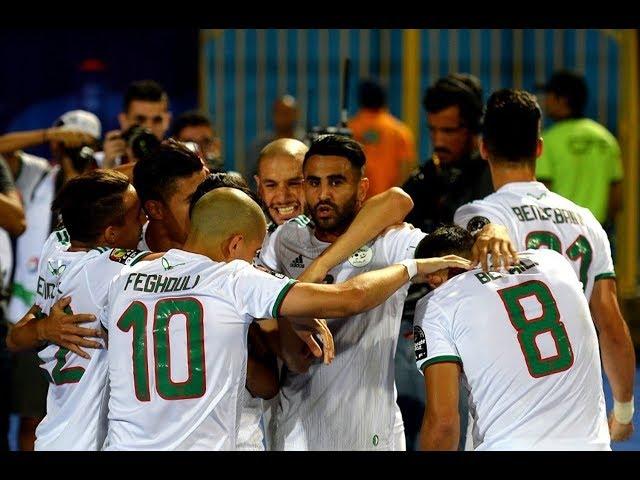 """اروع مقدمة ل """"ابراهيم فايق"""" عن فوز """"منتخب الجزائر"""" و وصوله للمباراة النهائية"""