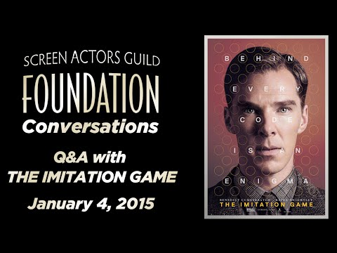 Conversations with THE IMITATION GAME