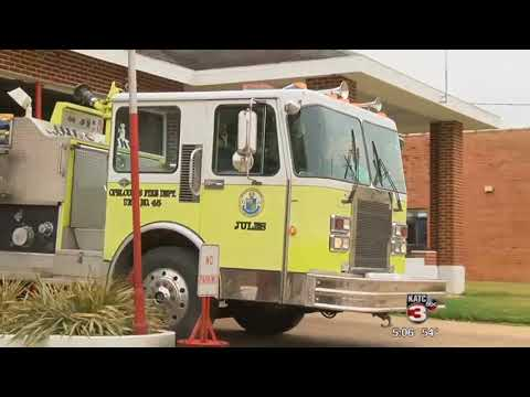 Opelousas First Responders Get New Vehicle Thanks To Ordinances