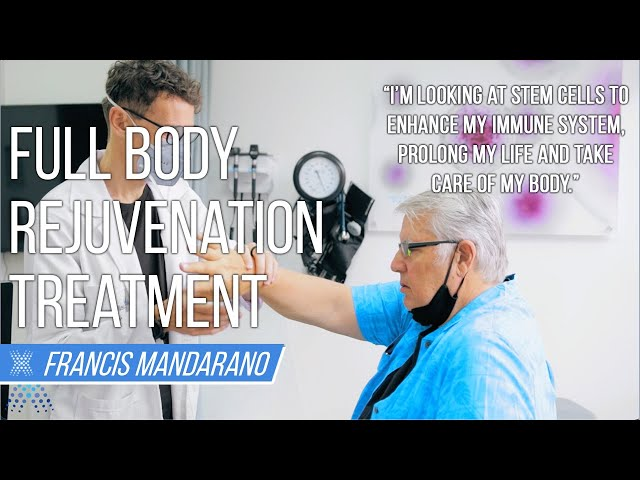 For Overall Health Benefits And Longevity, Patient Receives Stem Cell Therapy At BioXcellerator