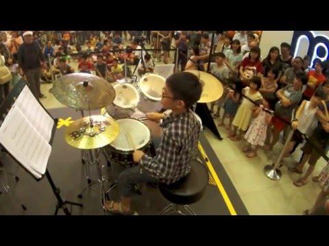 Vienna music school Xmas performance 2015 Part 02 (19 Dec15)