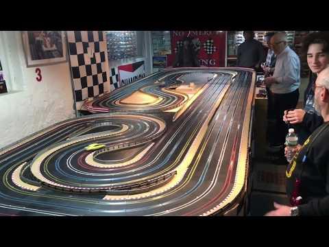 Slot Car Superstar Raceway