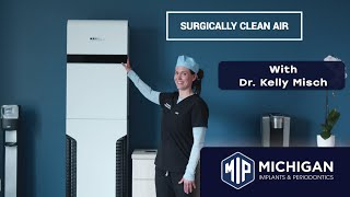 Our New Surgically Clean Air Unit!