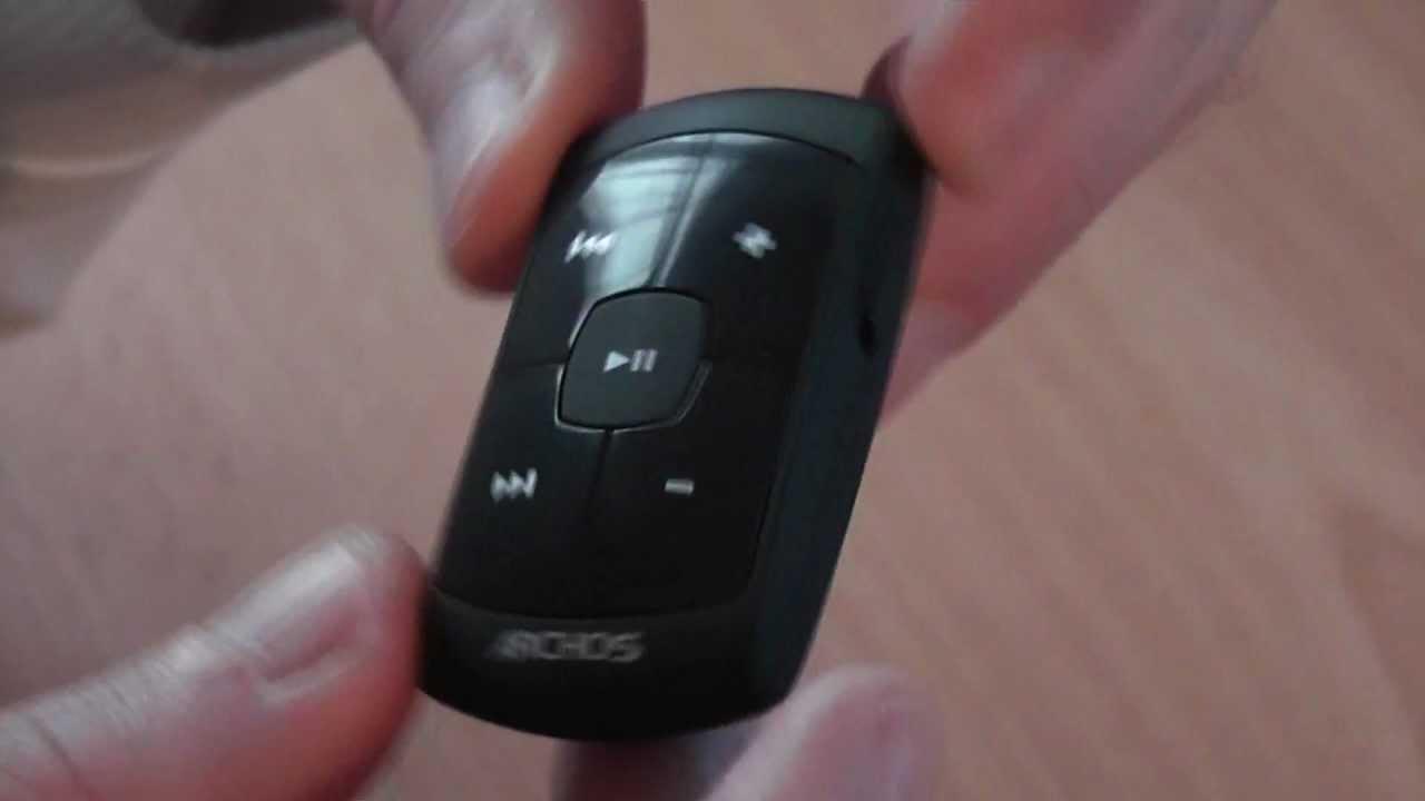 DRIVERS: ARCHOS CLIPPER MP3 PLAYER