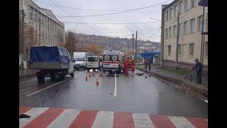 Фото [#пост_новости] 2 ДТП в Лисичанске | НА СТАРТЕ ФУТЗАЛЬНОГО СЕЗОНА