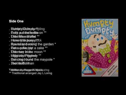Humpty Dumpty, 40 favourite nursery rhymes! - ELC