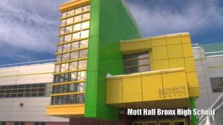 Mott Hall Bronx High School