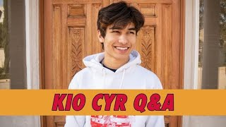 Kio Cyr Q&A From the Sway House