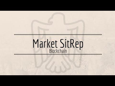 Market SitRep - Blockchain