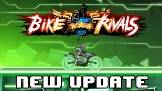 Bike Rivals: new update trailer - iOS and Android gameplay